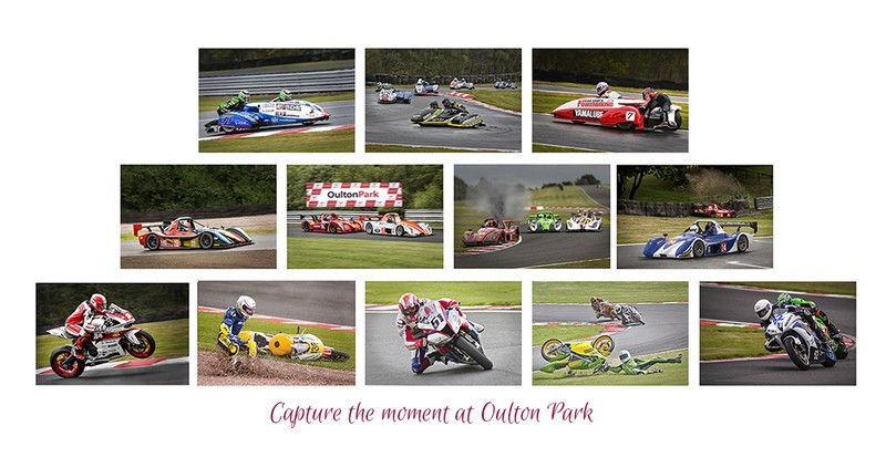 John Bell - Capture the moment at Oulton Park